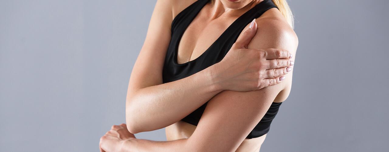 Shoulder Pain Relief Matthews, Waxhaw, Charlotte & Monroe, NC